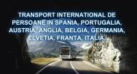 Zilnic Transport Persoane International