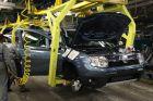 Dacia Duster in Productie