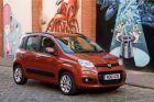 Fiat Panda in ROmania